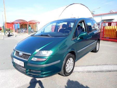 Fiat Ulysse, 2002