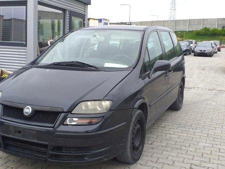 Fiat Ulysse, 2008