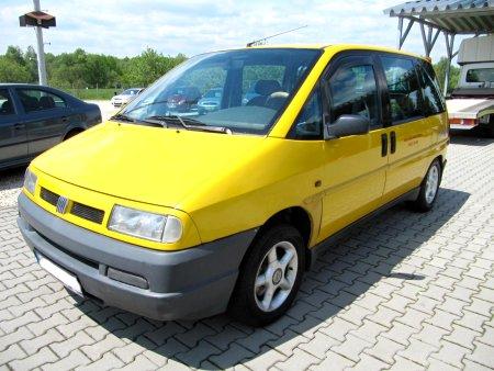 Fiat Ulysse, 1997