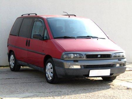 Fiat Ulysse, 1999