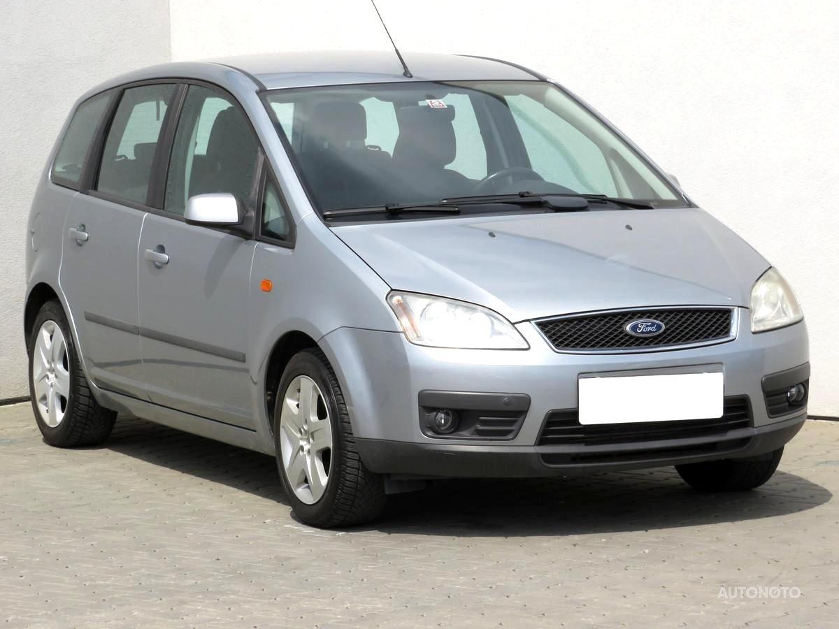 Ford C-MAX, 2003 - celkový pohled