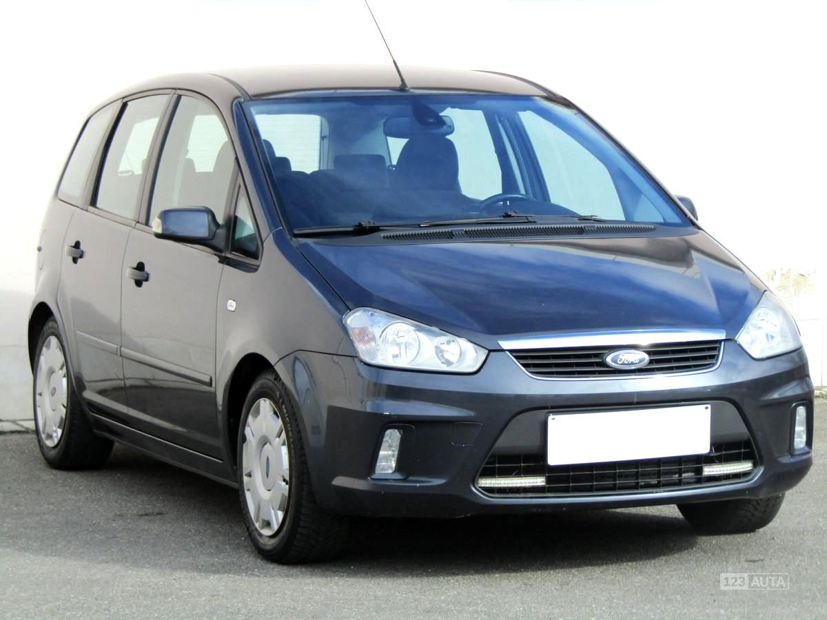 Ford C-MAX, 2007 - celkový pohled