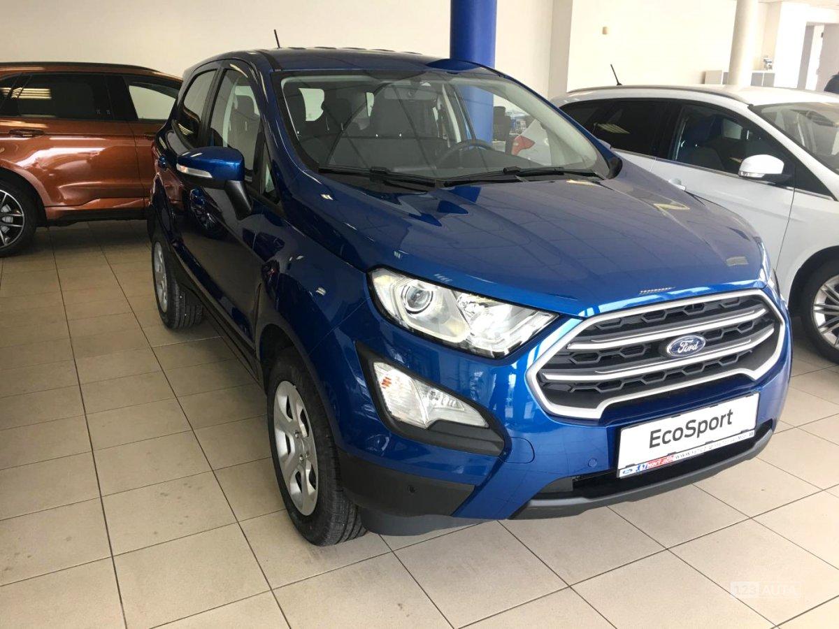 Ford EcoSport, 2018 - celkový pohled