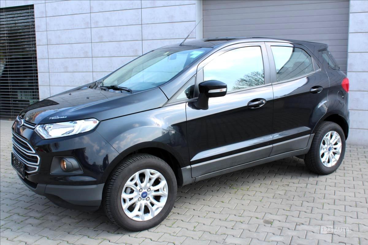 Ford EcoSport, 2015 - celkový pohled