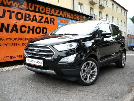 Ford EcoSport, 2018