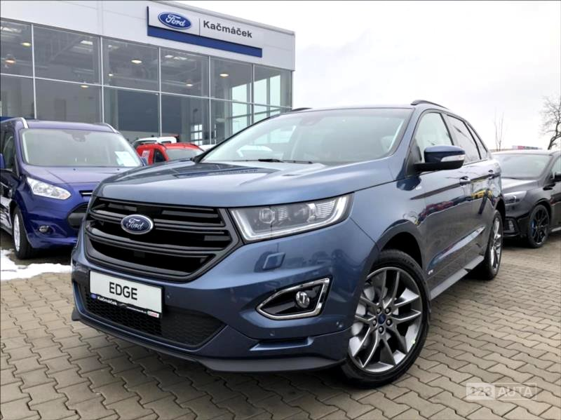 Ford Edge, 2018 - celkový pohled