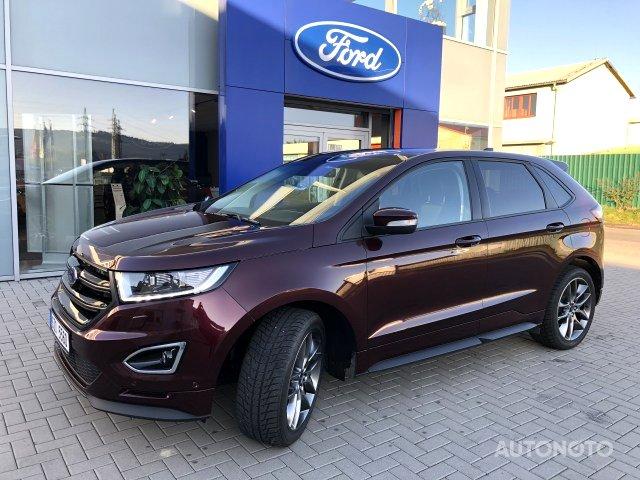 Ford Edge, 2017 - celkový pohled