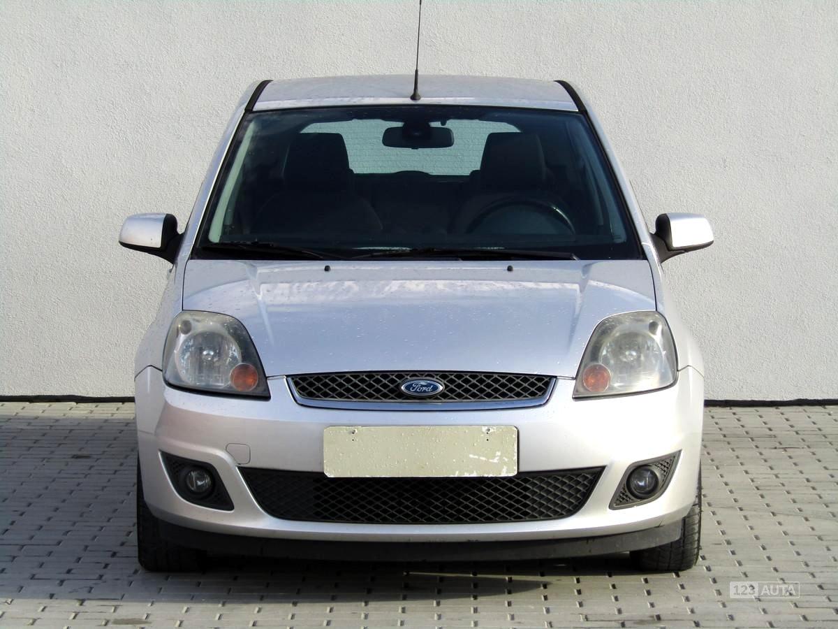 Fotogalerie Ford Fiesta 2007 Autonoto Cz