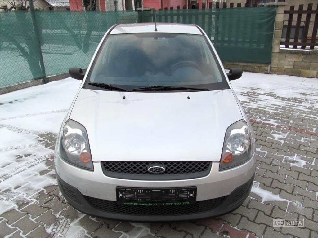 Ford Fiesta, 2006 - celkový pohled