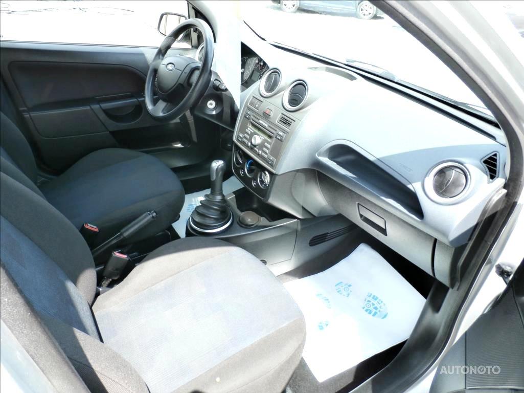 Ford Fiesta, 2008 - pohled č. 9