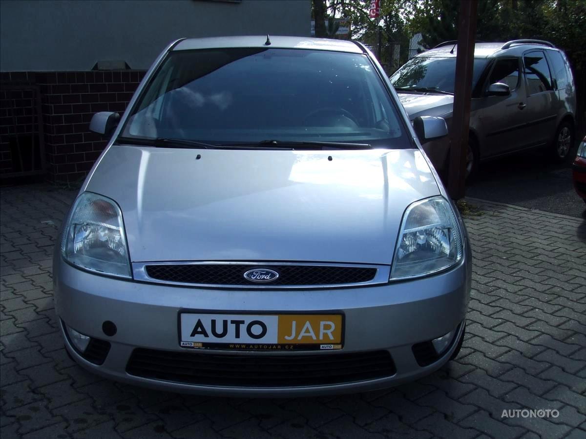 Ford Fiesta, 2005 - pohled č. 3