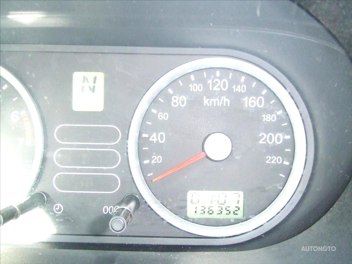 Ford Fiesta, 2005 - pohled č. 8