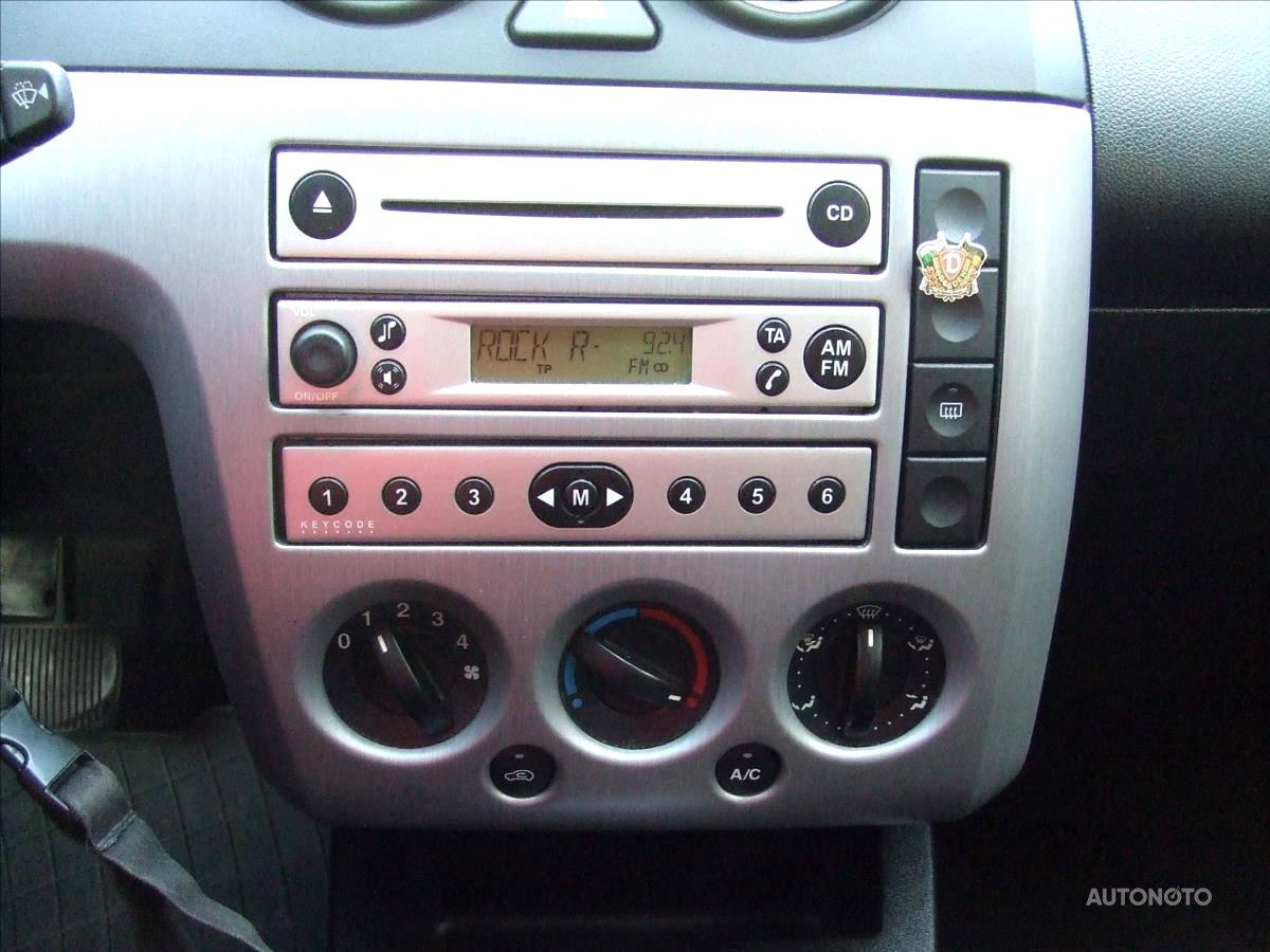 Ford Fiesta, 2005 - pohled č. 9