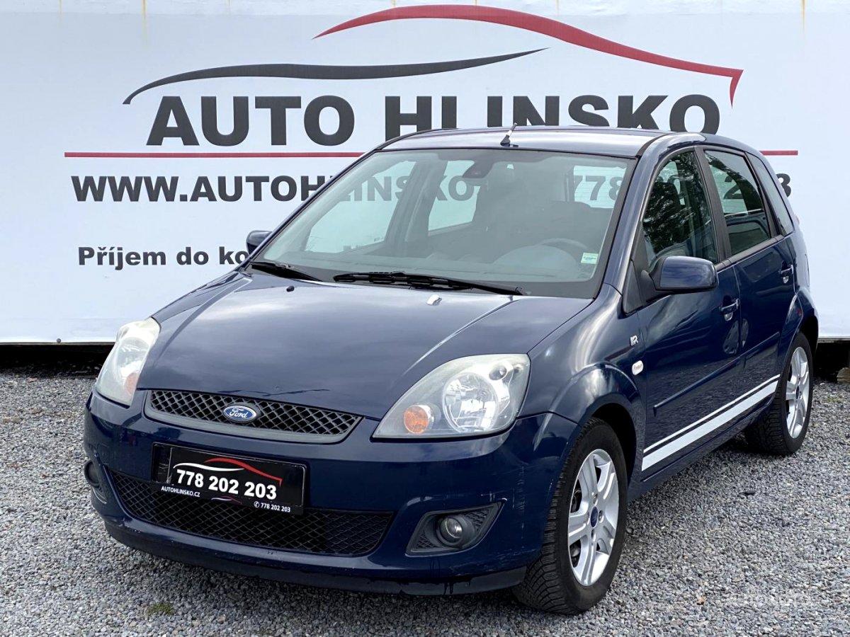 Ford Fiesta, 2008 - celkový pohled