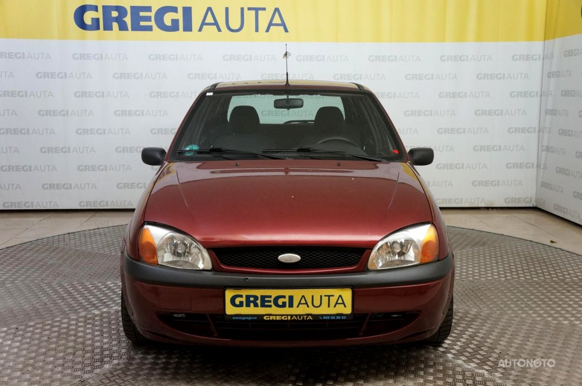 Ford Fiesta, 2001 - celkový pohled