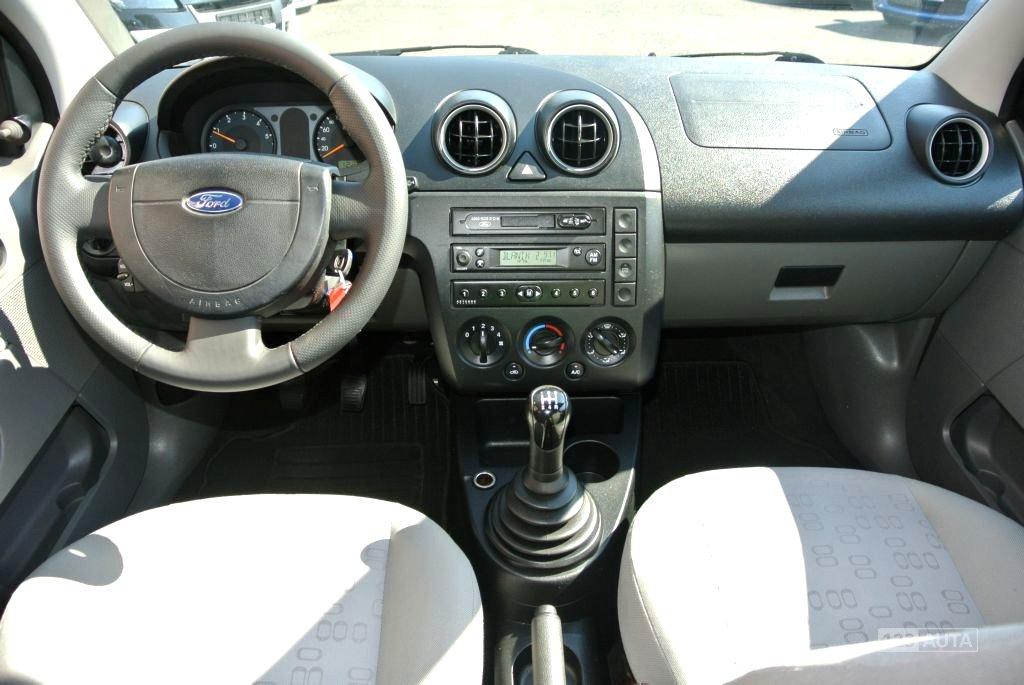 Ford Fiesta, 2003 - pohled č. 11