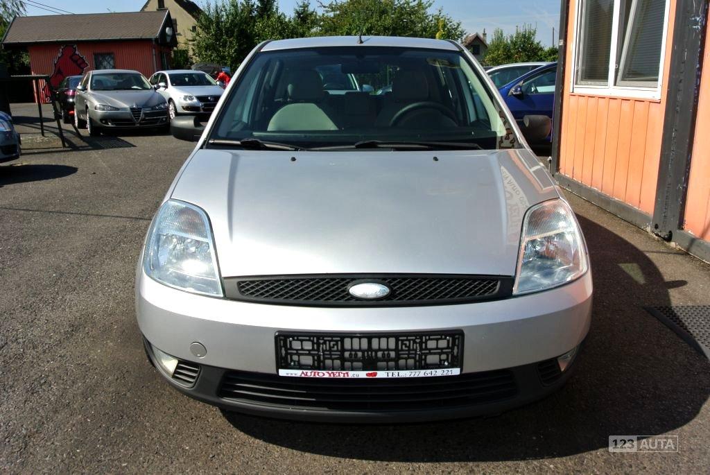 Ford Fiesta, 2003 - pohled č. 2