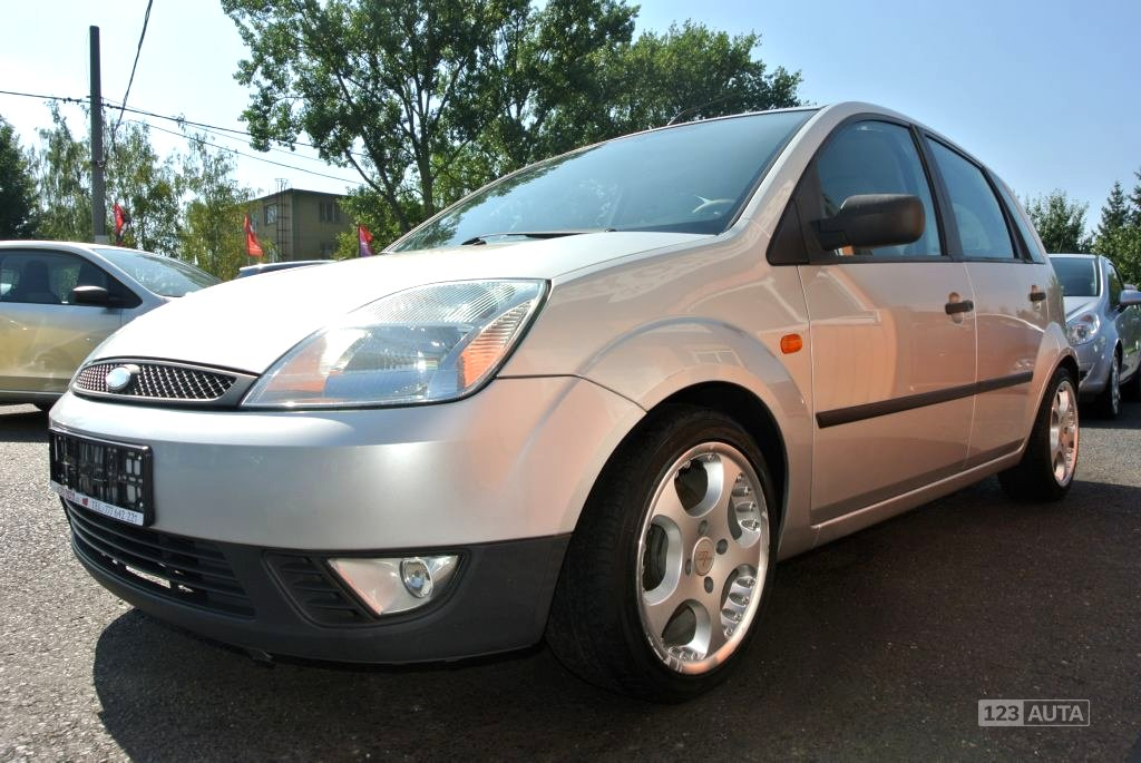 Ford Fiesta, 2003 - pohled č. 27