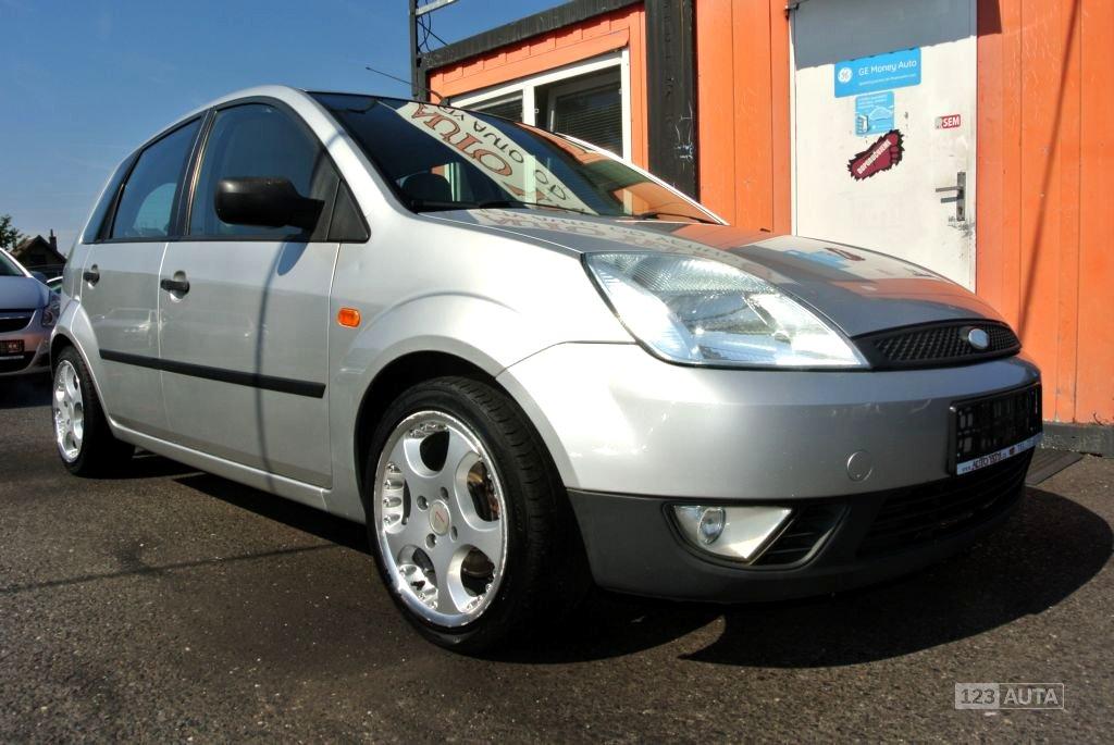 Ford Fiesta, 2003 - pohled č. 28