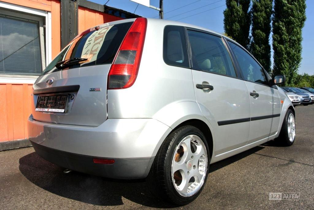 Ford Fiesta, 2003 - pohled č. 29