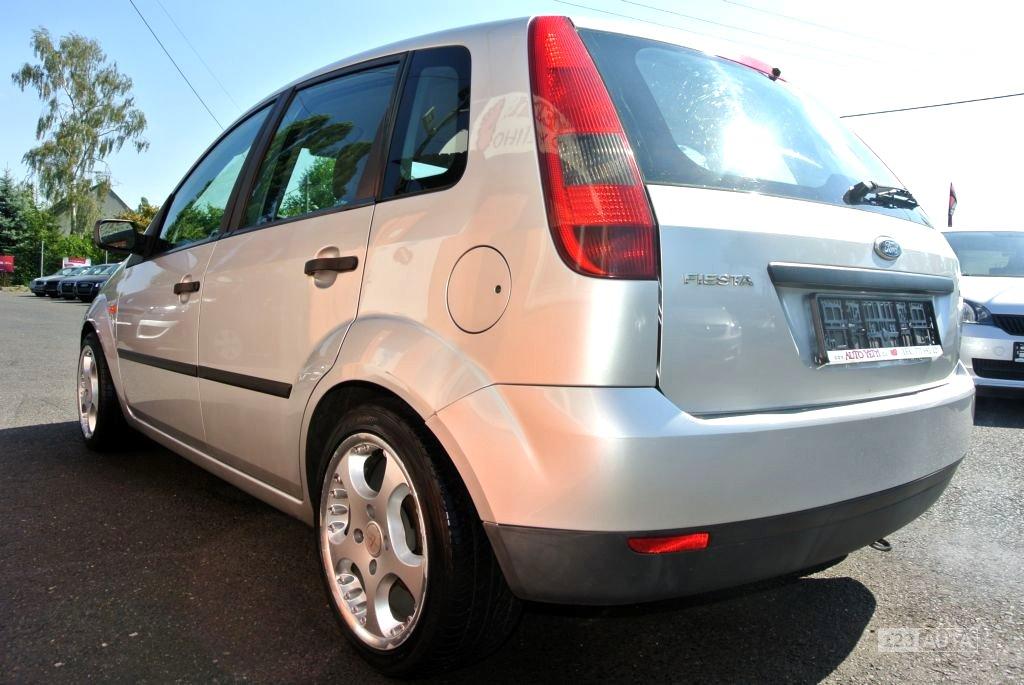 Ford Fiesta, 2003 - pohled č. 30