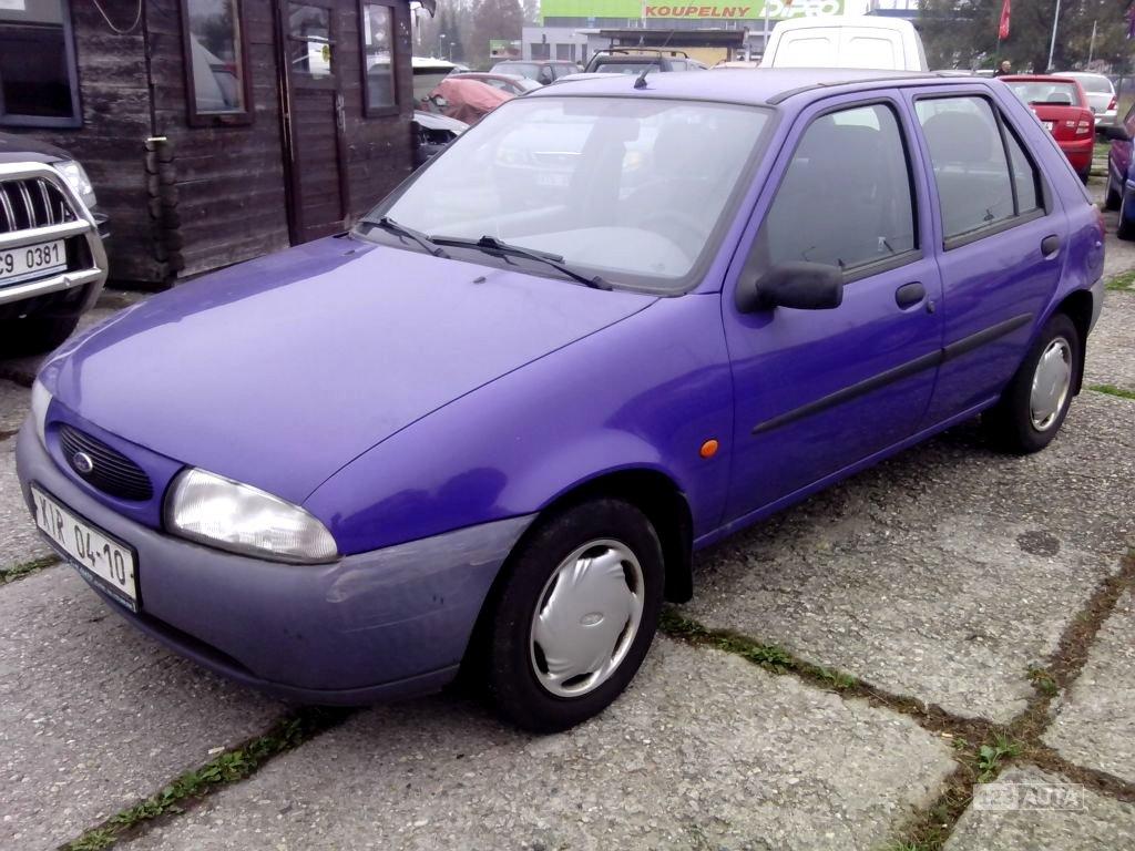 Ford Fiesta, 1997 - celkový pohled