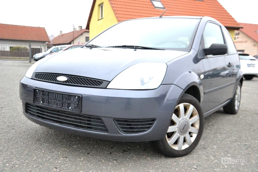 Ford Fiesta, 2005 - celkový pohled