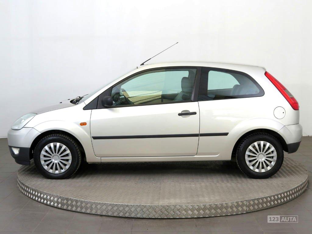 Fotogalerie Ford Fiesta 2003 Autonoto Cz