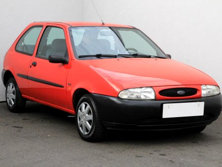 Ford Fiesta, 1997