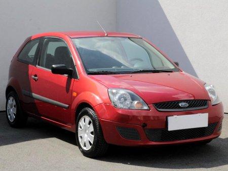 Ford Fiesta, 2007