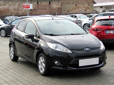 Ford Fiesta, 2012