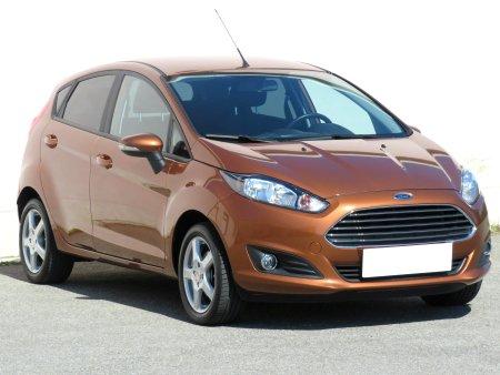 Ford Fiesta, 2014