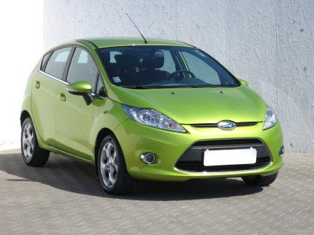 Ford Fiesta, 2010