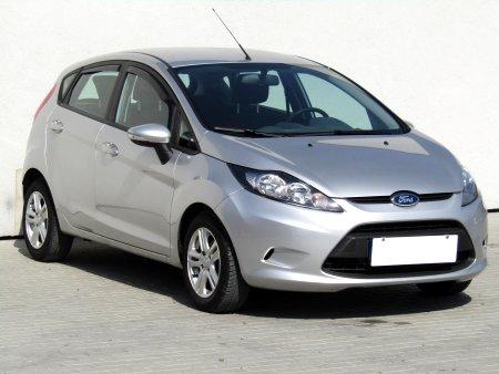 Ford Fiesta, 2011