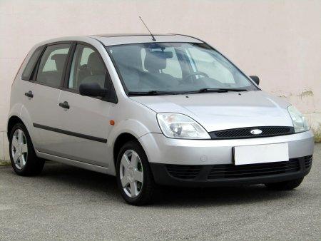 Ford Fiesta, 2002