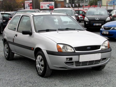 Ford Fiesta, 2000