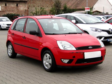 Ford Fiesta, 2003
