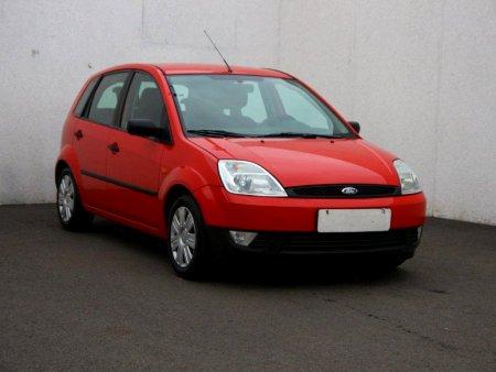 Ford Fiesta, 2008