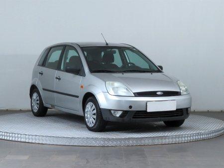 Ford Fiesta, 2004