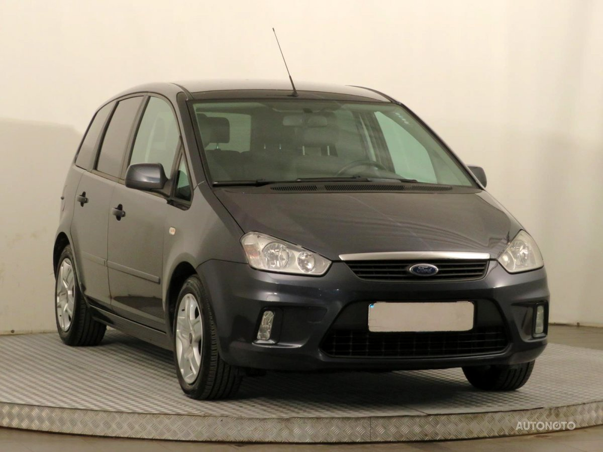 Ford Focus c-max, 2010 - celkový pohled