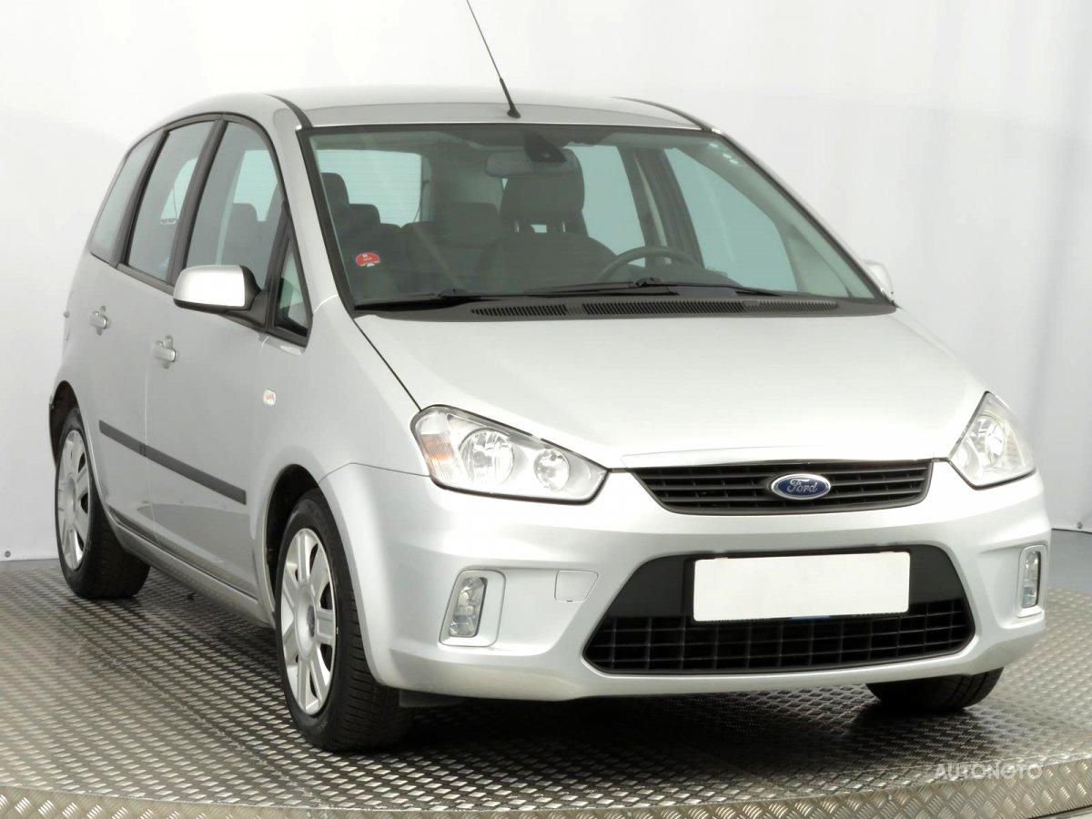 Ford Focus c-max, 2009 - celkový pohled
