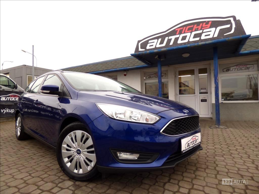 Ford Focus, 2015 - celkový pohled