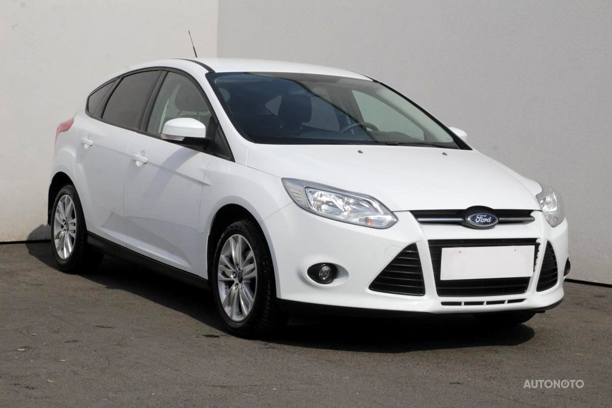 Ford Focus, 2011 - celkový pohled