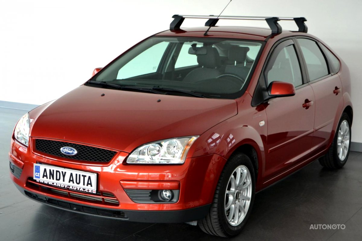 Ford Focus, 2008 - celkový pohled
