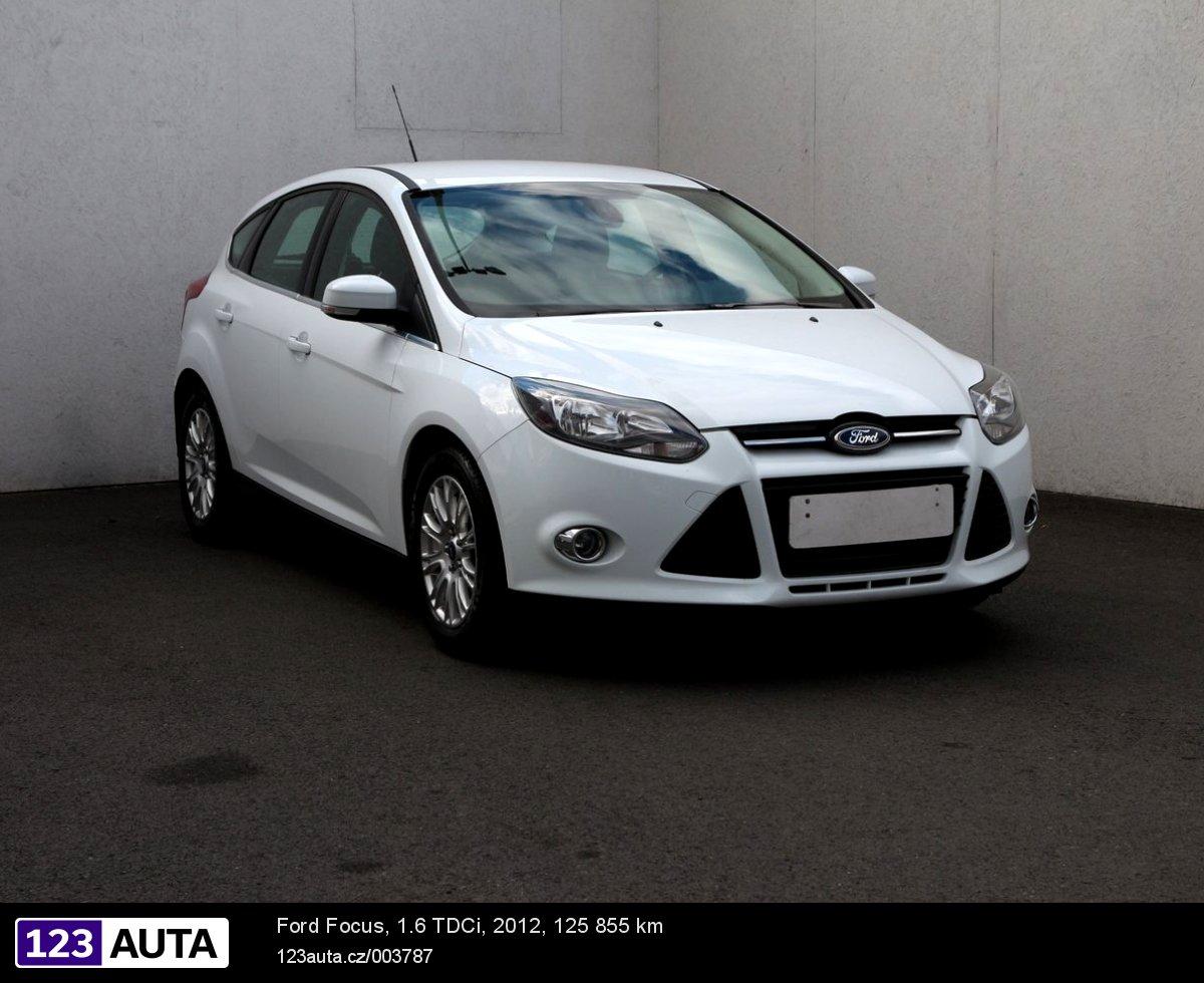 Ford Focus, 2012 - celkový pohled