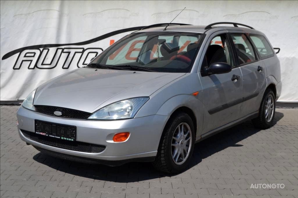 Ford Focus, 2001 - celkový pohled