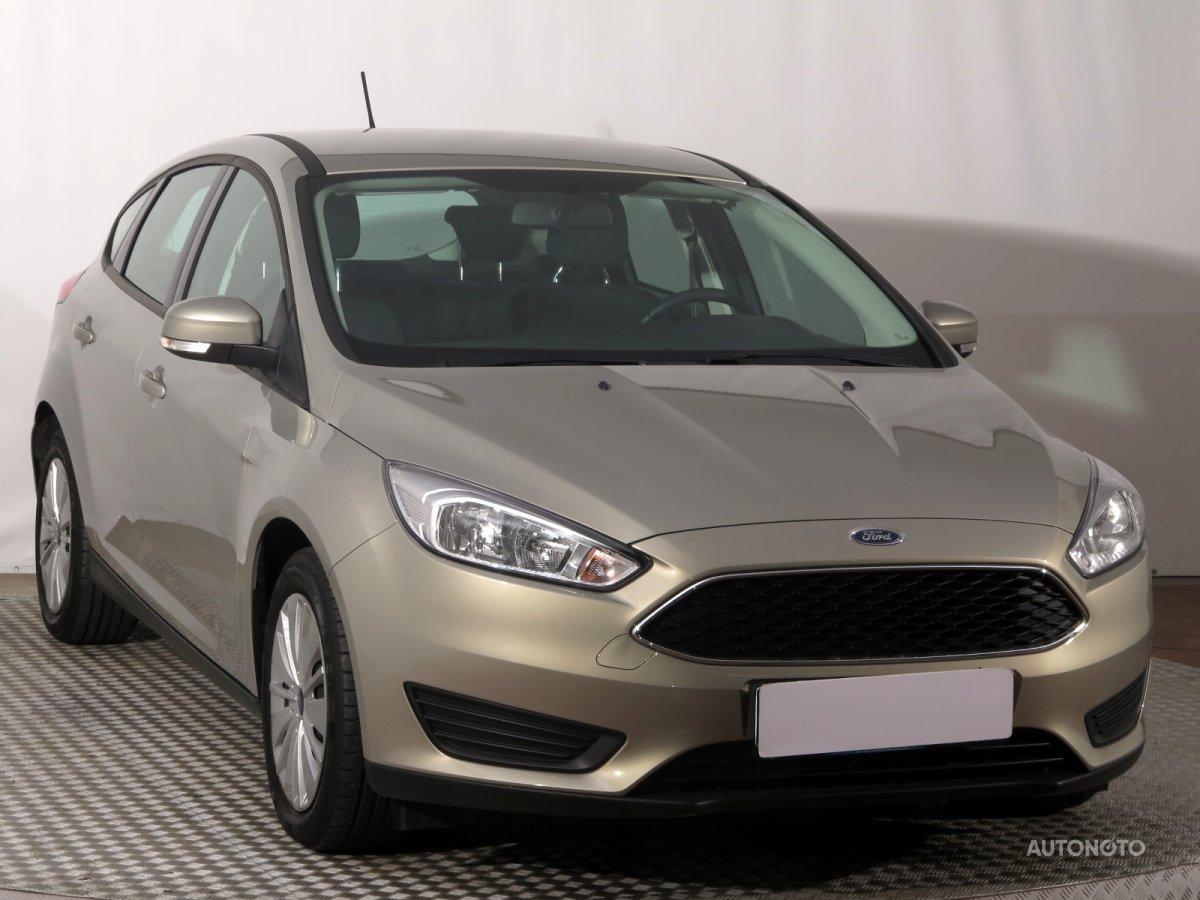 Ford Focus, 2018 - celkový pohled