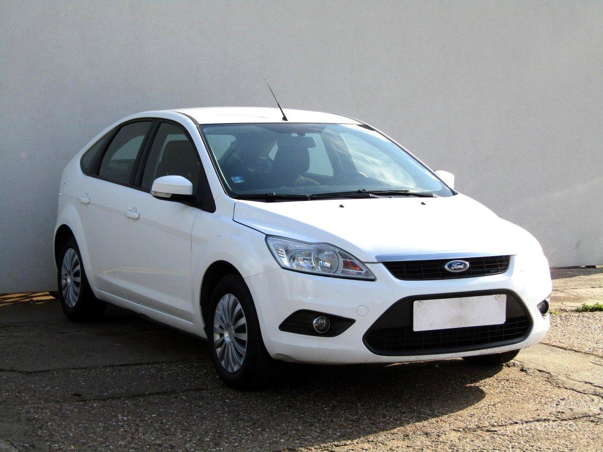 Ford Focus, 2009 - celkový pohled