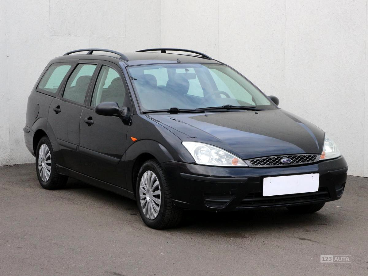 Ford Focus, 2004 - celkový pohled