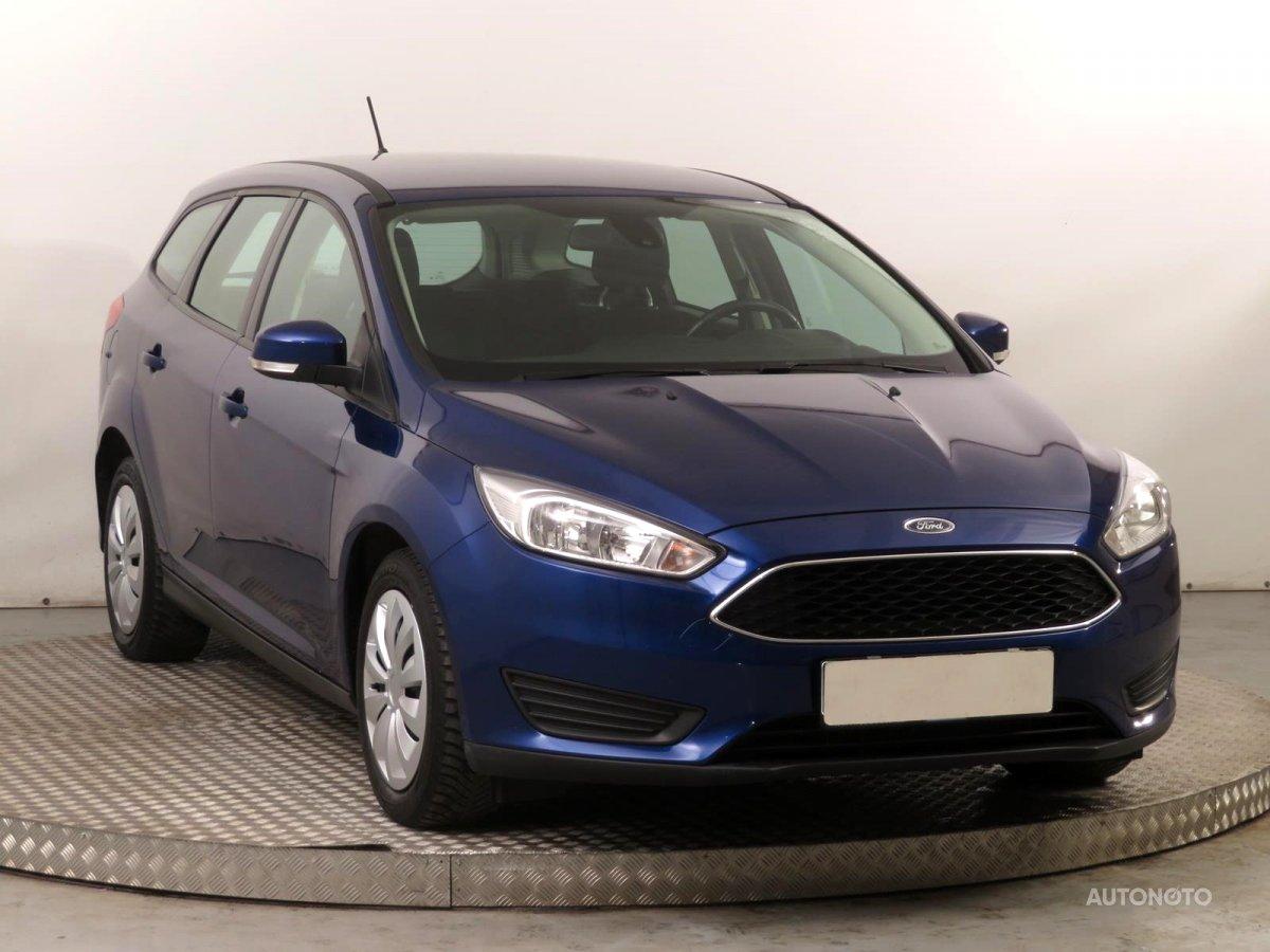 Ford Focus, 2017 - celkový pohled